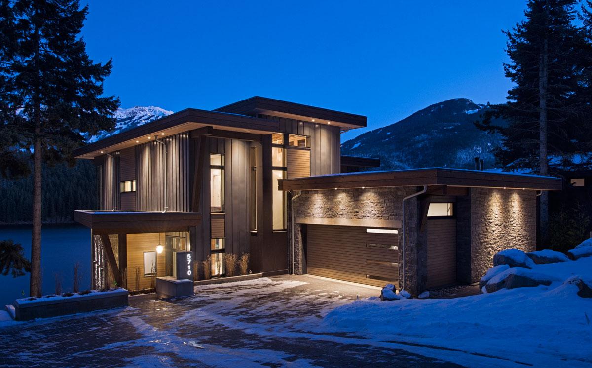 Alta Lake Passive House Passive House Canada Maison