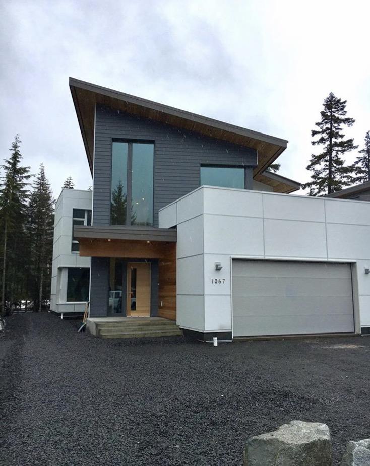 Cheakamus Crossing Passive House Plus Residence Passive