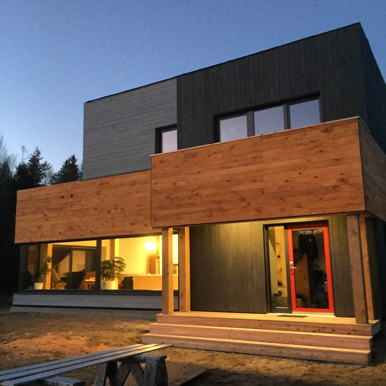 Design Maison Passive