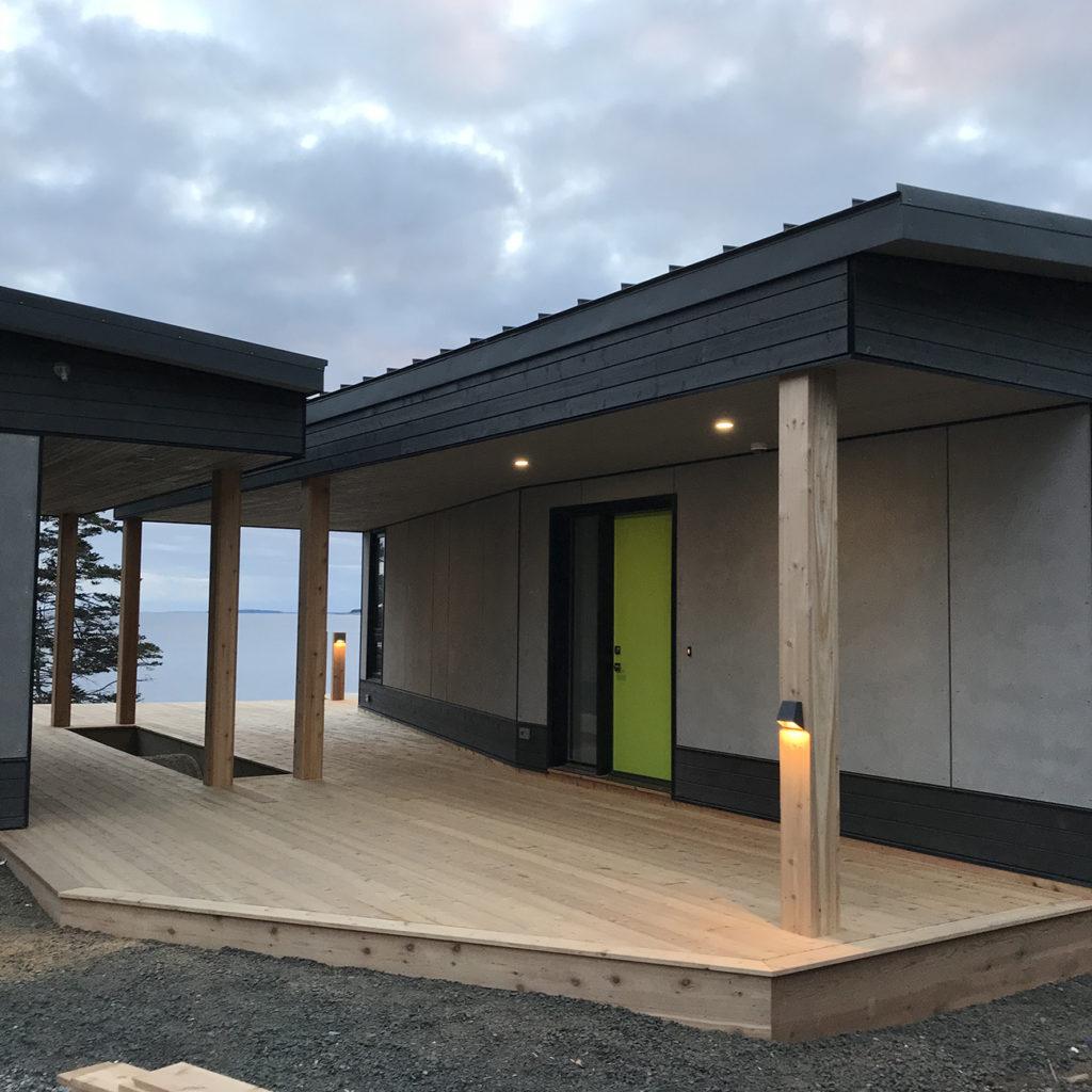 Atlantic Coast Passive House
