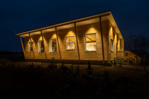 Aspen Root Passive House