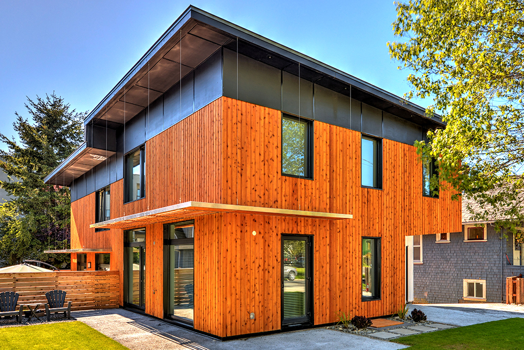 Urban Green multi-residential building, targetting Passive House certification, Victoria