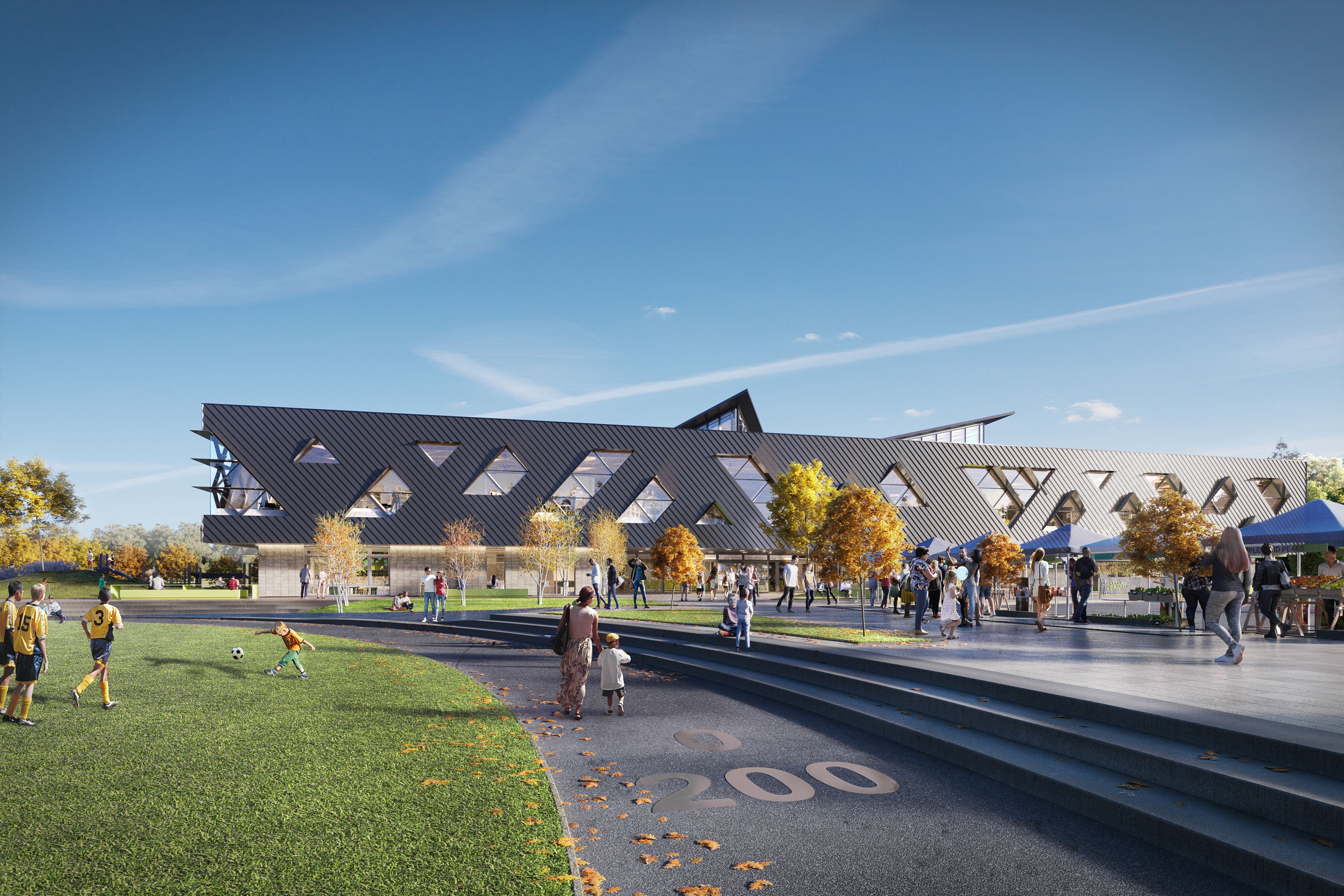 Clayton Heights Community Centre - Passive House Canada | Maison ...