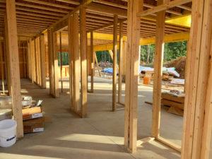 Construction of Azhena Project in Nanaimo, British Columbia