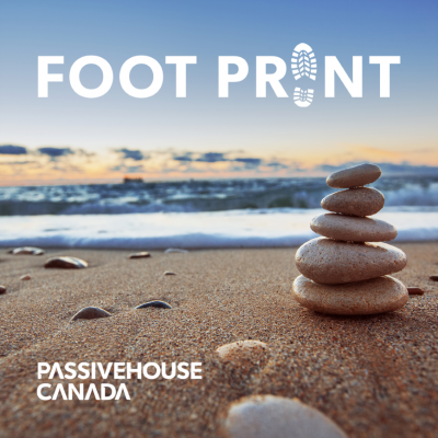 ceo letter passive house canada thumbnail stacked rocks on beach with waves